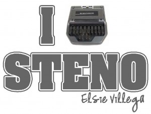 I Love Steno Logo (Cropped)