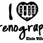 I Love Stenography Logo (Cropped)
