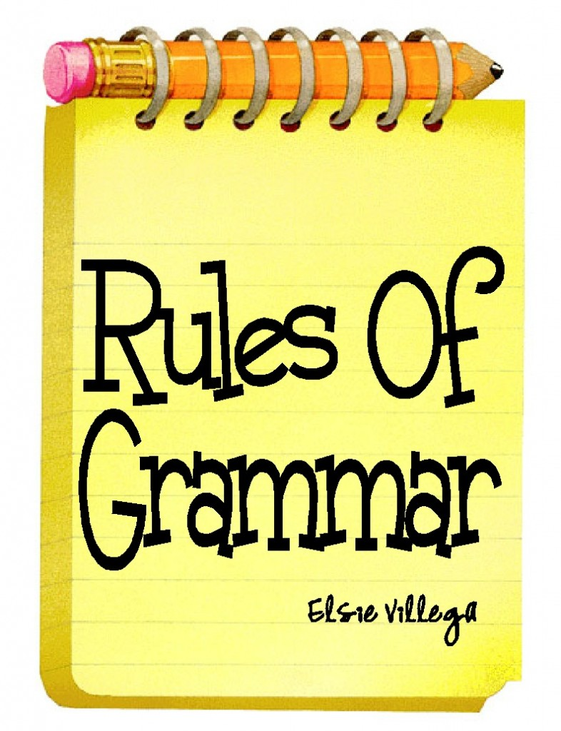 Rules Of Grammar Logo