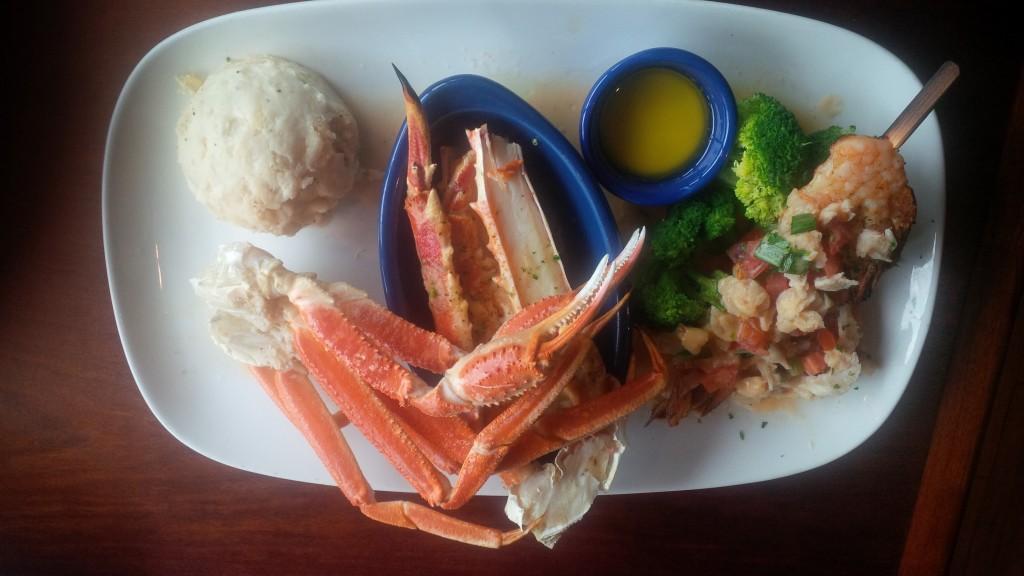 Steno Foodie Crab