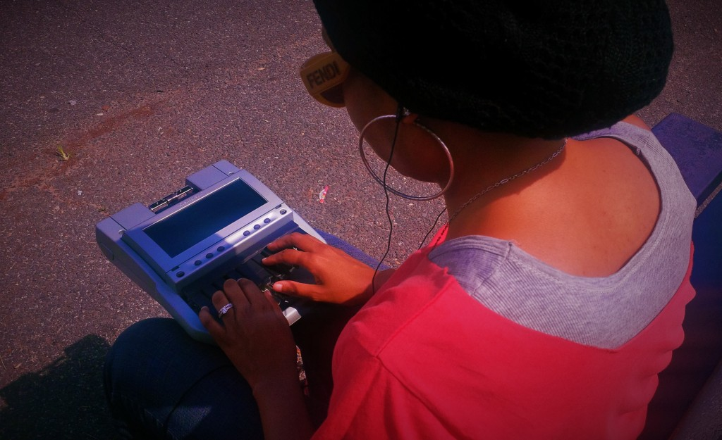 Steno In The Park (Parade Ground) (Machine Back Angle)