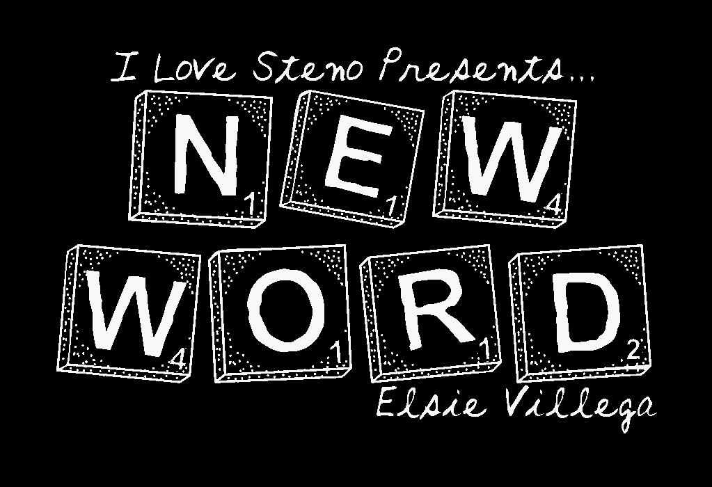 Steno New Word Logo Cropped