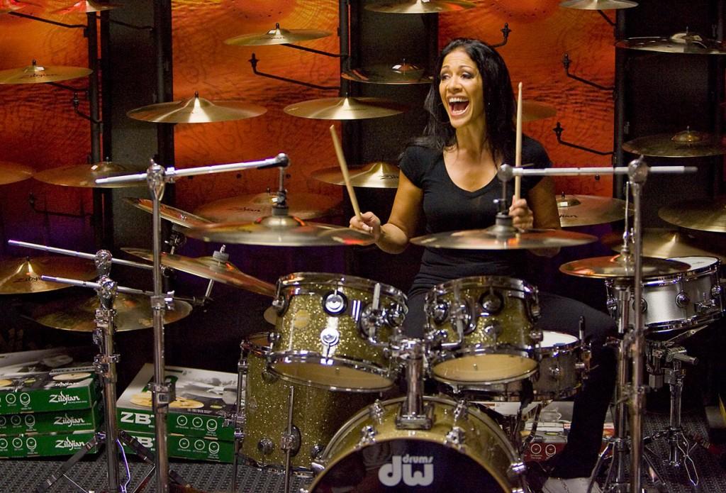 Sheila E Drumming