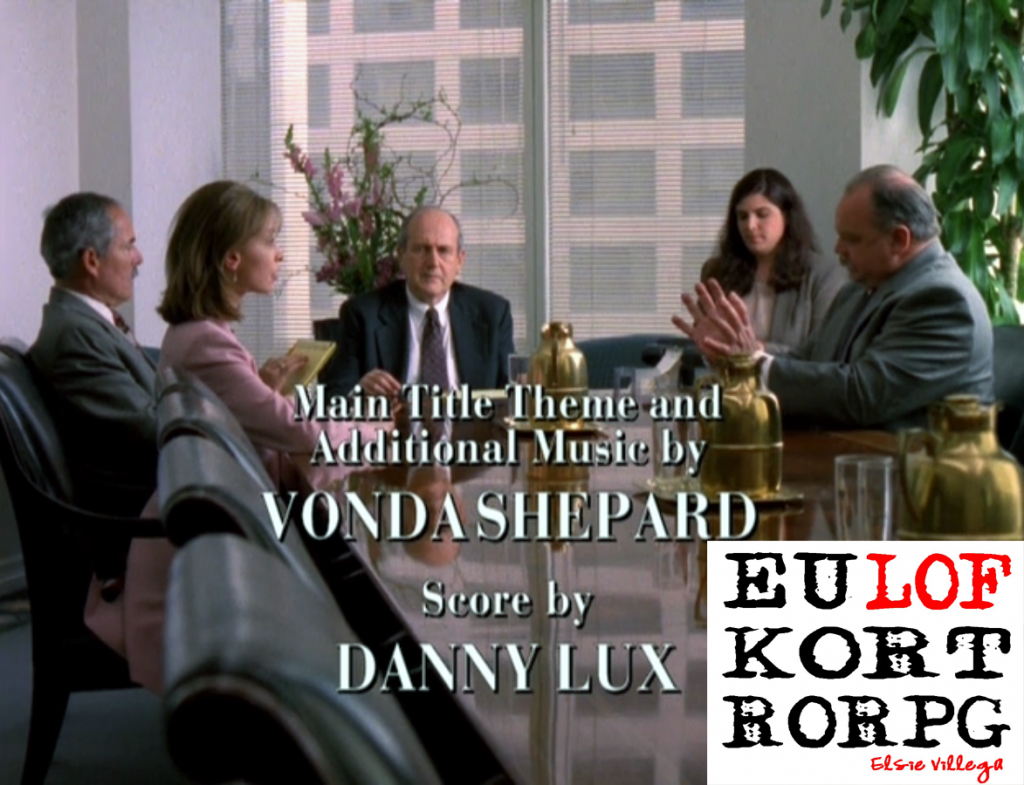 Ally McBeal Episode 1 Part 1