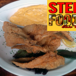 Steno Foodie Fish and Grits