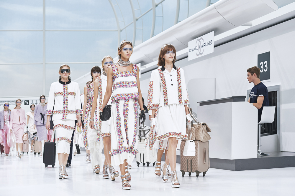 Chanel Spring Summer 2016 Luggage 3