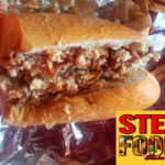 Steno Foodie Cheesesteak
