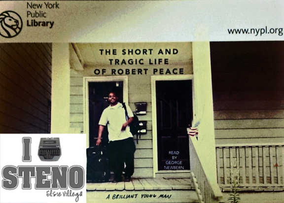 Robert Peace Audiobook