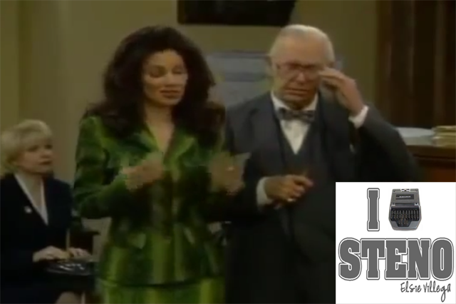 Court Reporter Spotted The Nanny S3 E8 Part 3