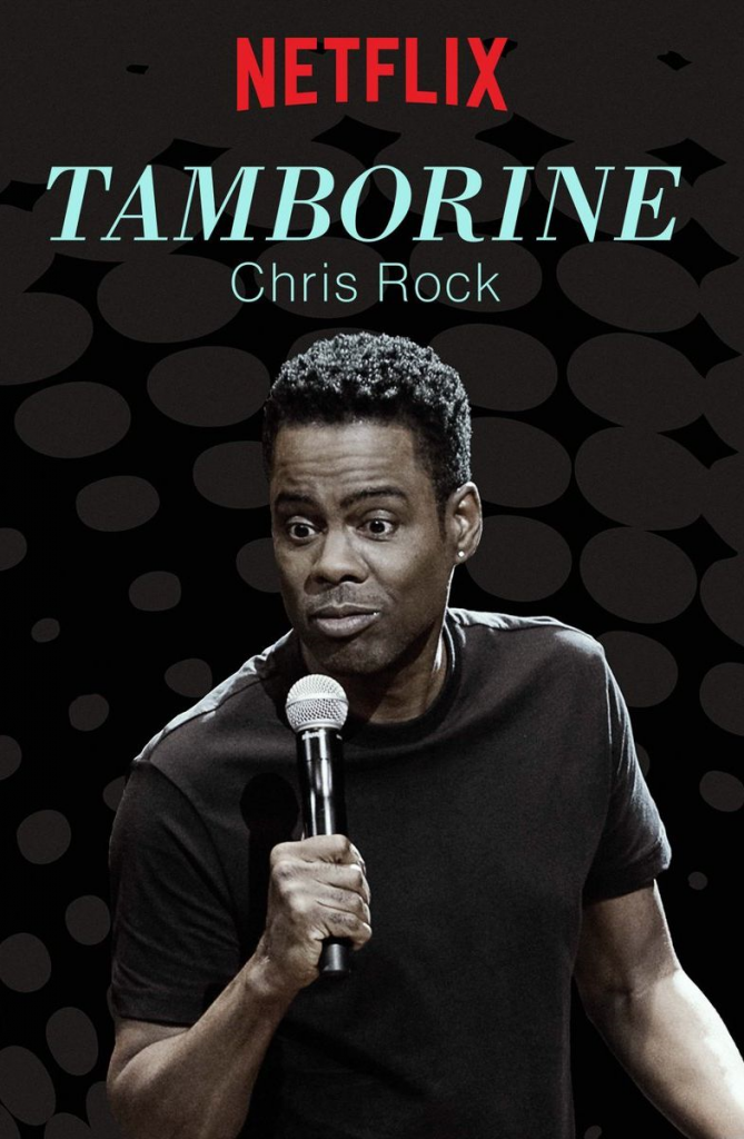 Chris Rock Tamborine
