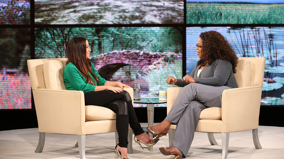 Oprah and Alanis Morrissette