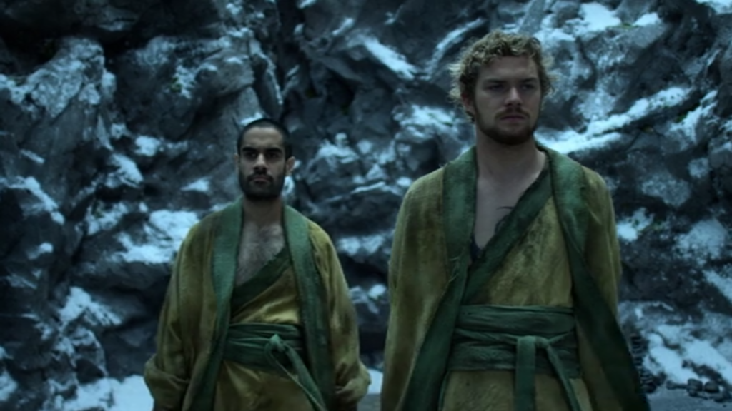 Iron Fist Season 1 Episode 11