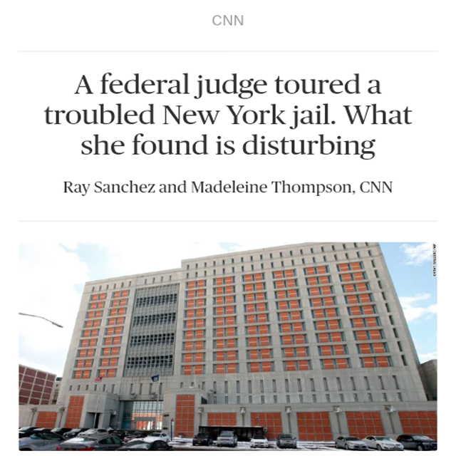 CR Spotted CNN Article Part 1