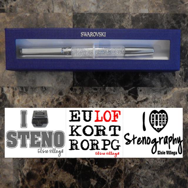 SGA Swarovski Pen