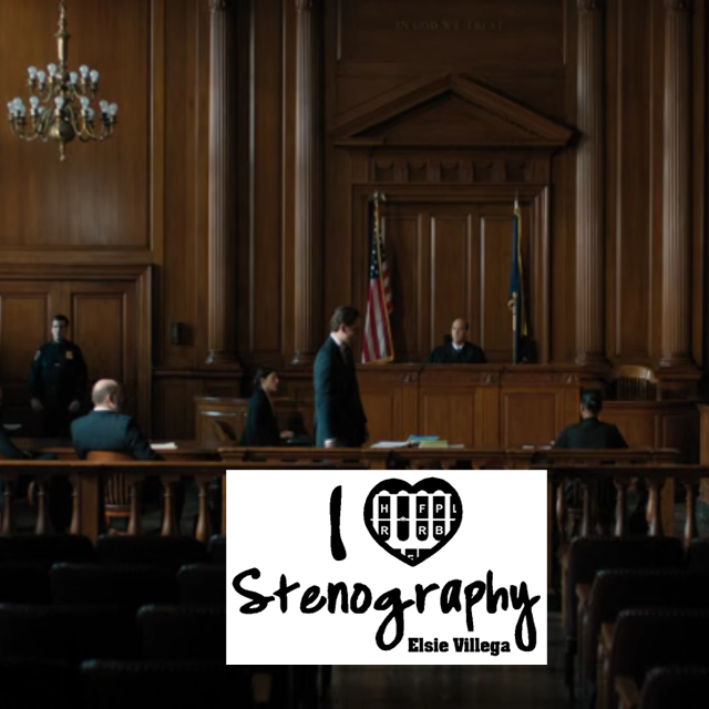 Court Reporter Spotted Billions S1 Episode 10