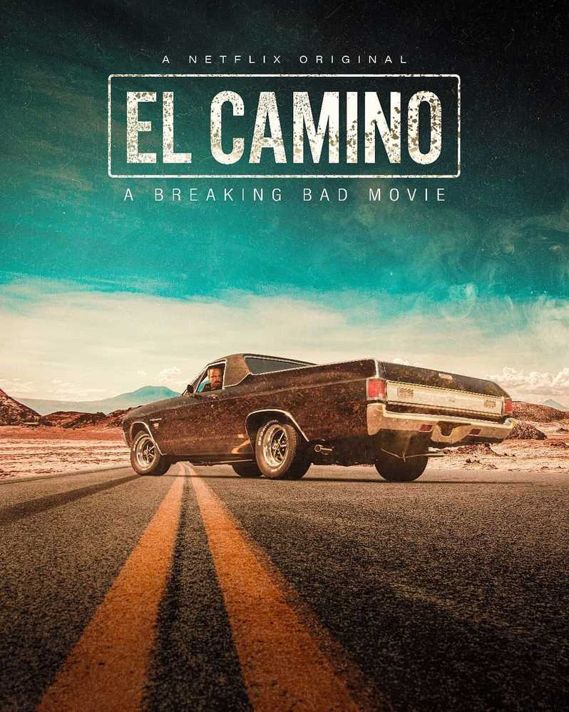 El Camino Movie Poster