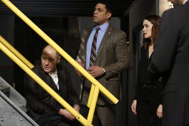 Blacklist Season 4 Episode 15