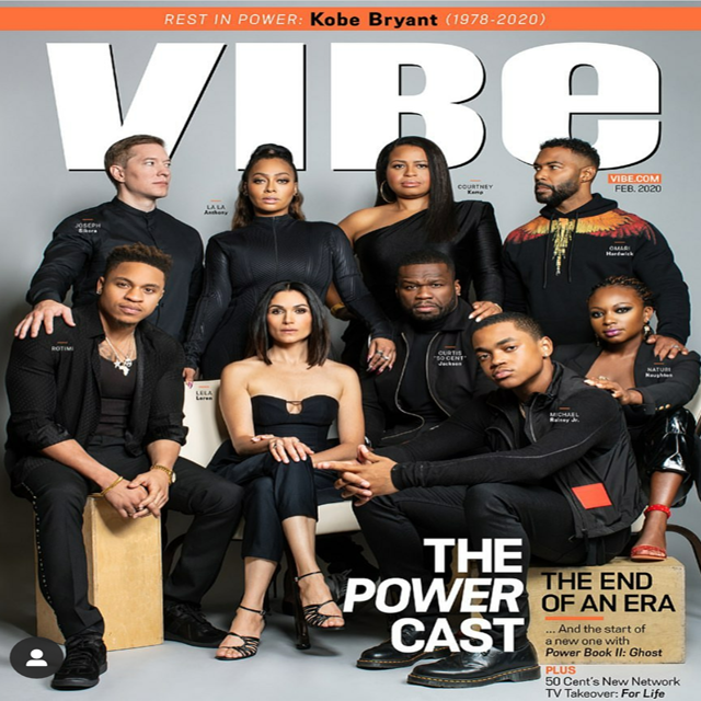 Power Vibe Magazine 2020