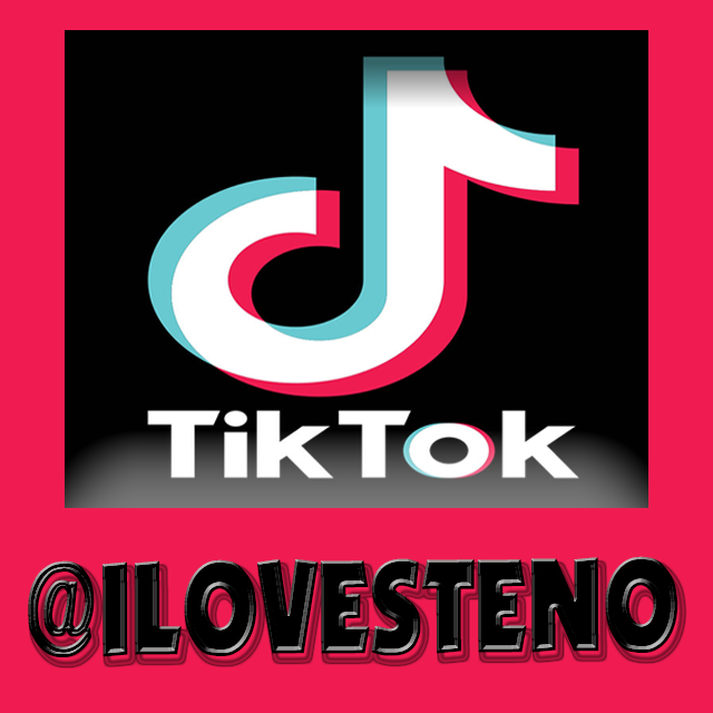 I Love Steno On Tik Tok