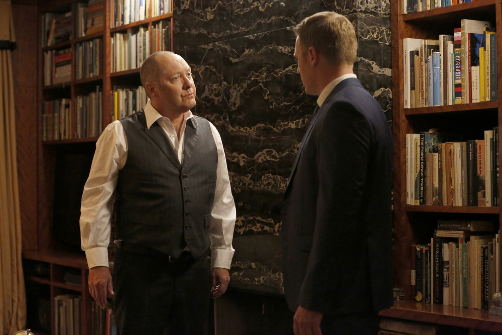 The Blacklist Season 5 Episode 10