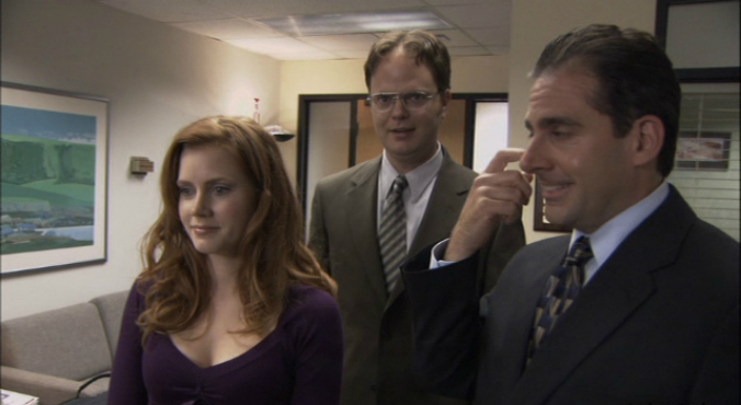 The Office Season 1 Episode 6
