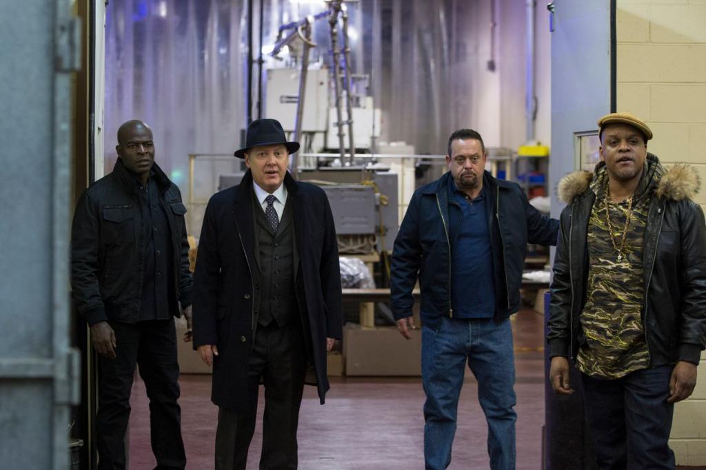 The Blacklist Season 5 Episode 13