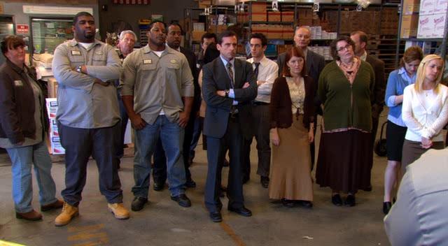 The Office Season 3 Episode 20