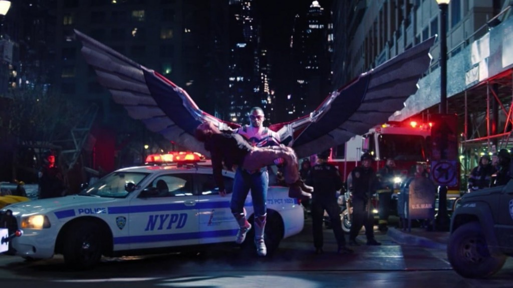 Falcon and The Winter Soldier Episode 6