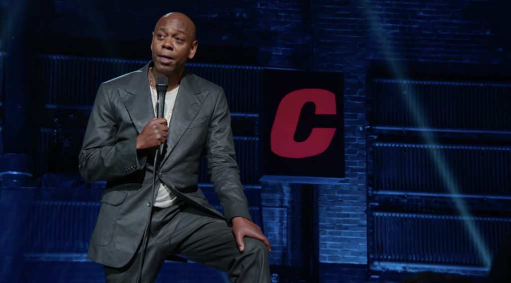 Dave Chapelle The Closer